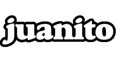 Juanito panda logo