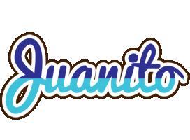 Juanito raining logo