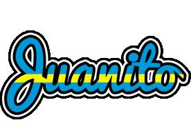 Juanito sweden logo