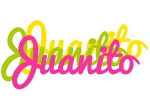 Juanito sweets logo