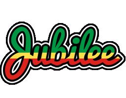 Jubilee african logo