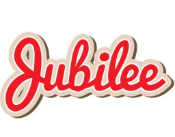 Jubilee chocolate logo