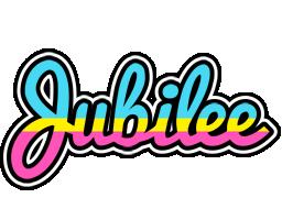 Jubilee circus logo