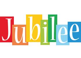 Jubilee colors logo