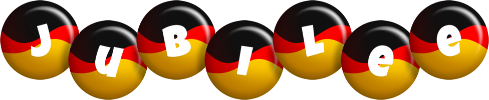 Jubilee german logo
