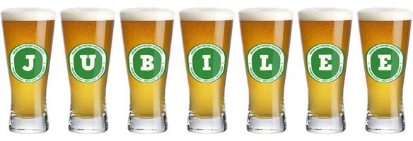 Jubilee lager logo