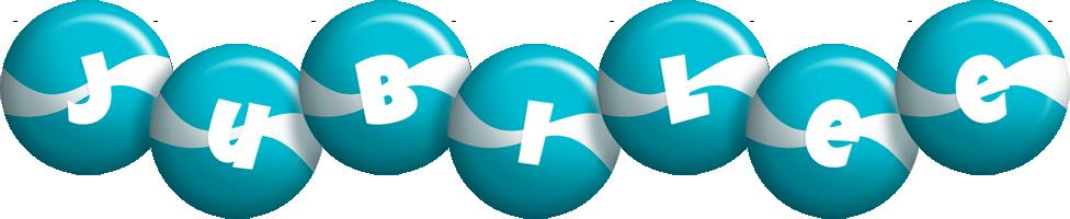 Jubilee messi logo