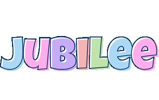 Jubilee pastel logo