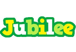 Jubilee soccer logo