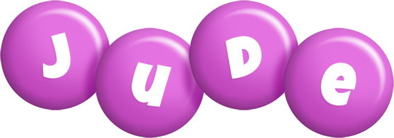 Jude candy-purple logo