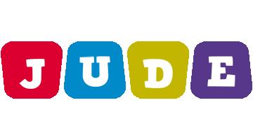 Jude daycare logo