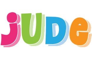 Jude friday logo