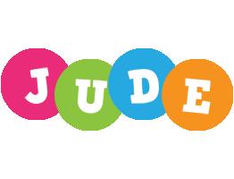 Jude friends logo