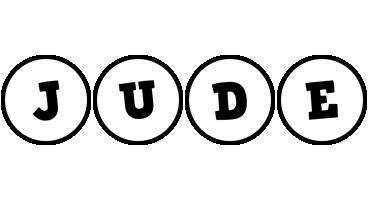 Jude handy logo