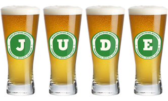Jude lager logo