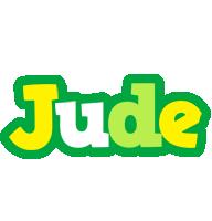Jude soccer logo