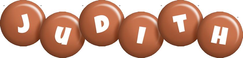 Judith candy-brown logo