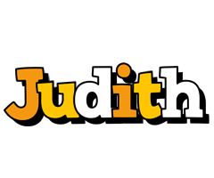Judith cartoon logo
