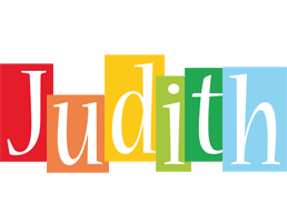 Judith colors logo