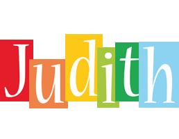 Judith colors logo