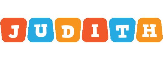 Judith comics logo