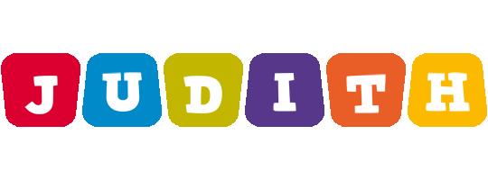 Judith daycare logo
