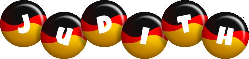 Judith german logo