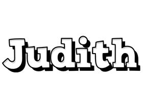 Judith snowing logo