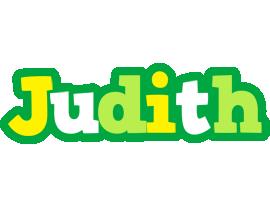 Judith soccer logo