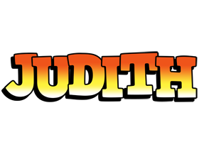 Judith sunset logo