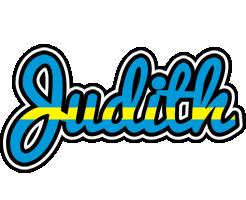 Judith sweden logo