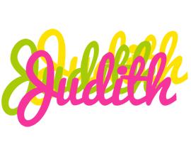 Judith sweets logo