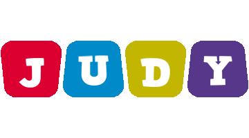 Judy kiddo logo