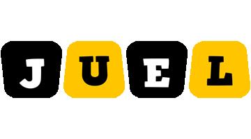Juel boots logo