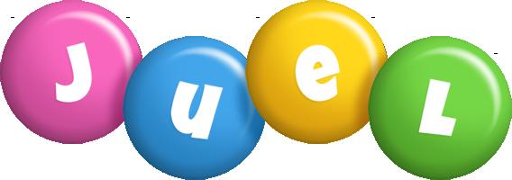 Juel candy logo