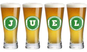 Juel lager logo