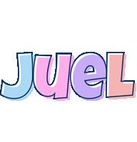 Juel pastel logo