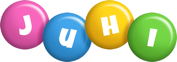 Juhi candy logo