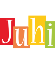 Juhi colors logo
