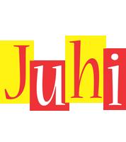 Juhi errors logo