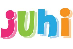 Juhi friday logo