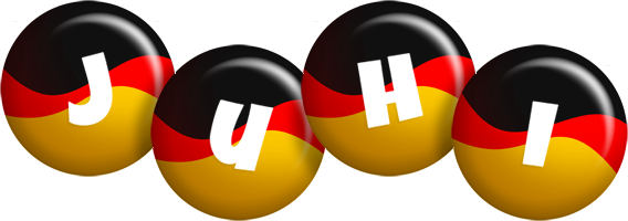 Juhi german logo