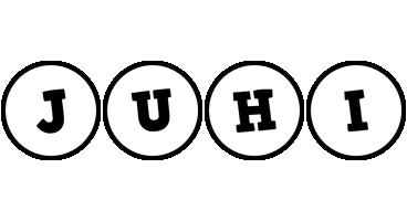 Juhi handy logo