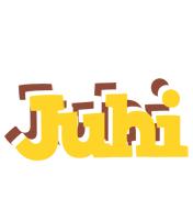 Juhi hotcup logo