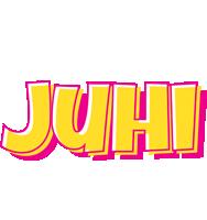 Juhi kaboom logo