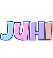 Juhi pastel logo