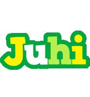Juhi soccer logo