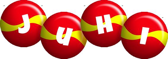 Juhi spain logo