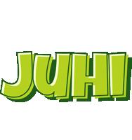 Juhi summer logo