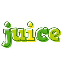 JUICE logo effect. Colorful text effects in various flavors. Customize your own text here: https://www.textGiraffe.com/logos/juice/